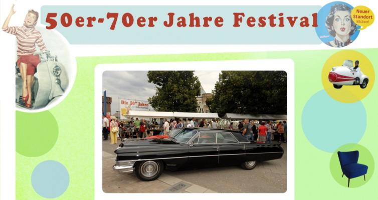 50er-70er Festival – Neuer Standort!